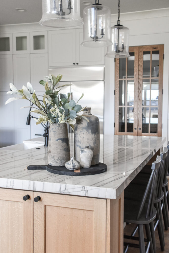 Mud Covered vase   DIY vase   DIY home decor   mud projects