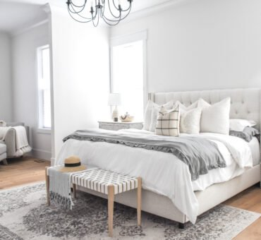 Easy Master Bedroom Bedding